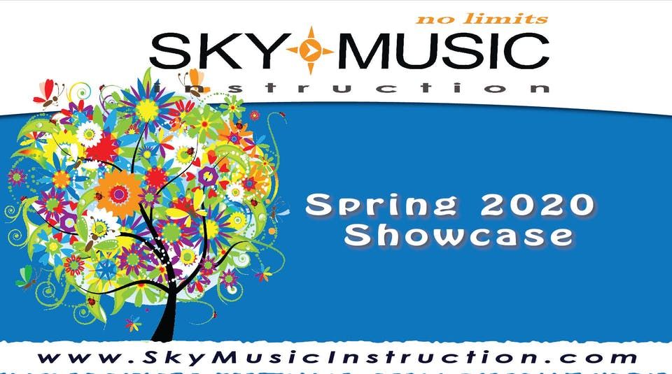 Sky Music Presents Spring 2020 Showcase