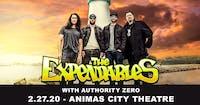 The Expendables W/ Authority Zero