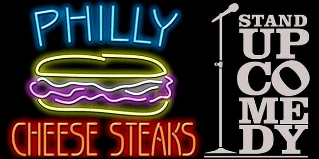 Philly Cheesesteak: Best Of Philly Stand-Up Comedy Show!