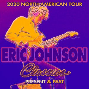 ERIC JOHNSON CLASSICS : Present and Past
