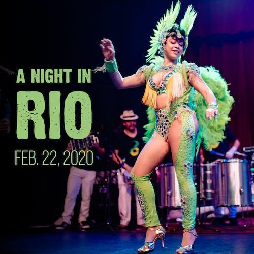 A NIGHT IN RIO: 11th Annual Brazilian Celebration