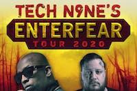 Tech N9ne - Enterfear Tour 2020