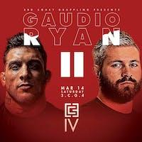 THIRD COAST GRAPPLING PRESENTS: 3CGIV RYAN vs GAUDIO