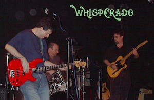 Whisperado - Album Release Show at Arlene's Grocery!
