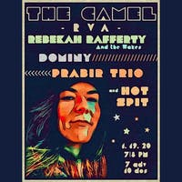 Rebekah Rafferty & the Wakes, Dominy, Prabir Trio, HotSpit
