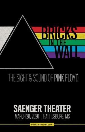 Bricks in the Wall - The Sight and Sound of Pink Floyd (Hattiesburg, MS)