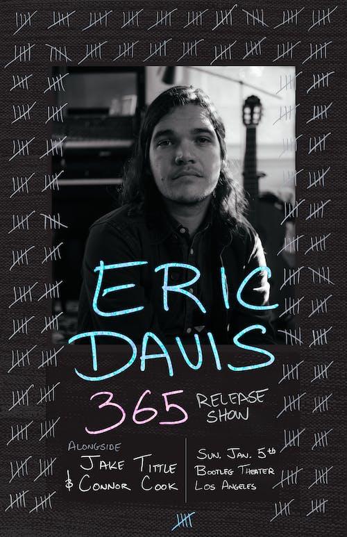 Eric Davis 365 Release Show