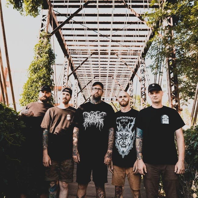 The Acacia Strain w/ Rotting Out, Creeping Death, + more @ The Bottleneck