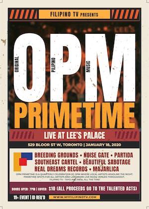 OPM Primetime
