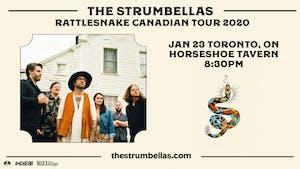 The Strumbellas - POSTPONED