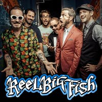 REEL BIG FISH - The Life Sucks...Let's Dance! Tour 2020