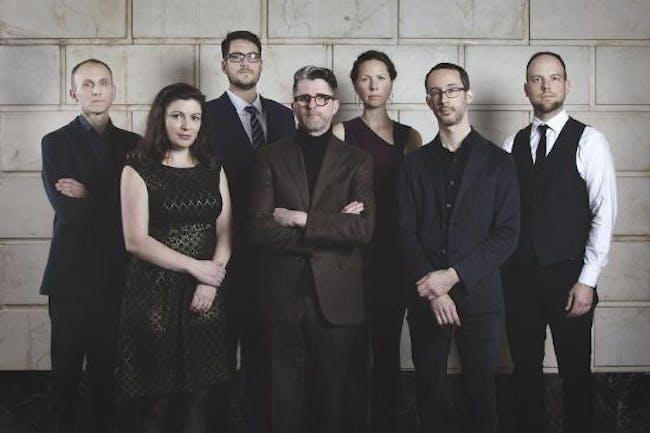 Wet Ink Ensemble Performs Peter Ablinger and Sam Pluta
