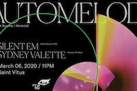 re:nü presents: Automelodi with Silent Em and Sydney Valette