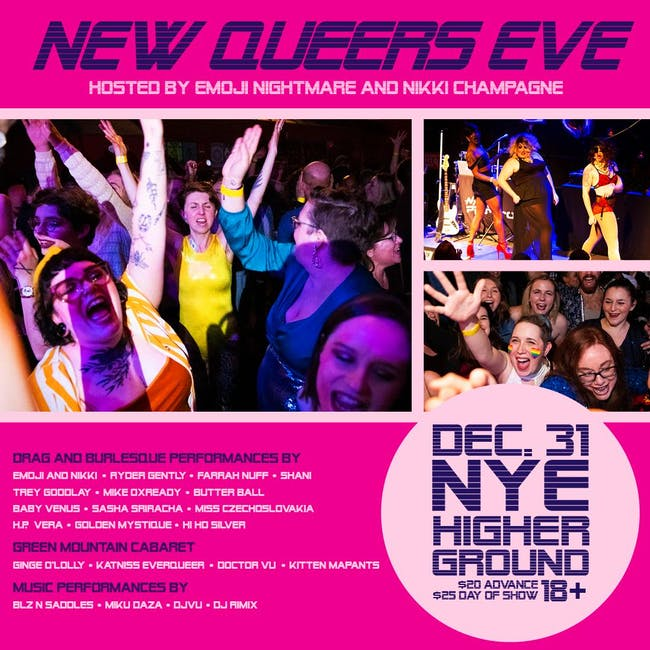New Queers Eve