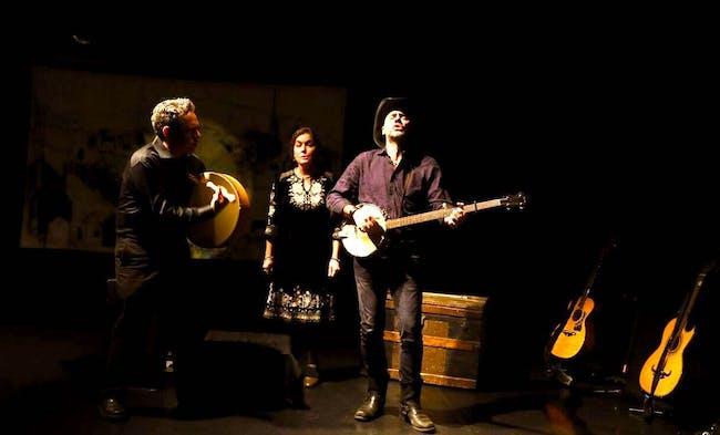 PARLOR SESSION #2: Tim Eriksen, Peter Irvine & Susan Brearey in Pumpkintown