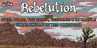 Rebelution w/ Steel Pulse, The Green, & Keznamdi at Key West Amphitheater