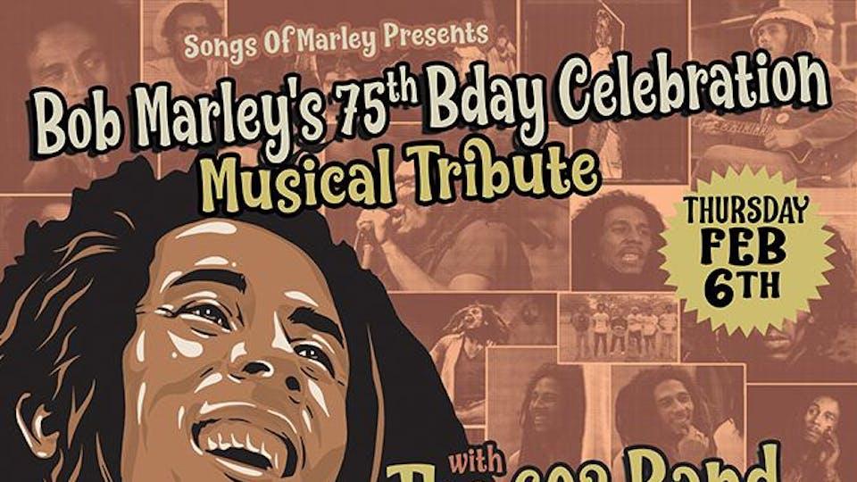 Bob Marley's 75th Birthday Celebration