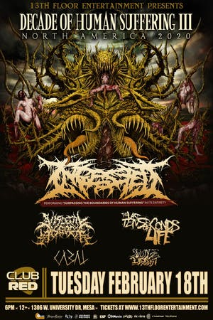 13th Floor Entertainment » Ingested