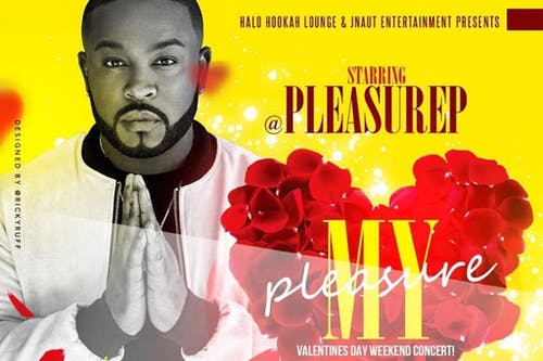Pleasure P (from Pretty Ricky)