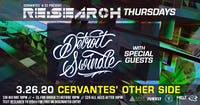 RE:Search ft. Detroit Swindle w/ Special Guests