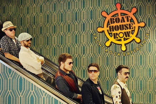 Boat House Row - A Yacht Rock Experience