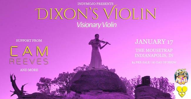 Dixon's Violin: Human Kindness Tour - Indianapolis