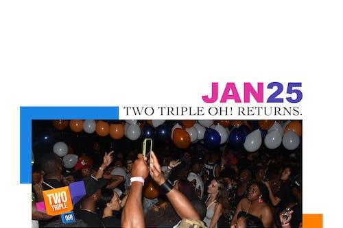 #TwoTripleOh feat. DJ Rayvon
