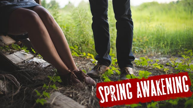 CANCELED - Spring Awakening: The Musical - Matinee