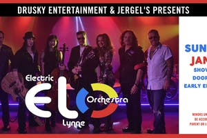 Electric Lynne Orchestra - A Tribute to Jeff Lynne & ELO