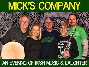 Larry McKenna's New Voices Cabaret ft. Mick's Company