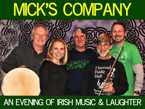 Larry McKenna's New Voices Cabaret ft. Mick's Company