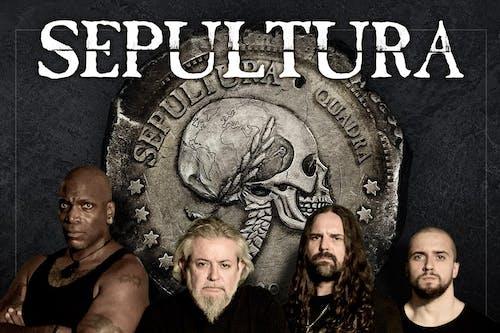 POSTPONED: Sepultura