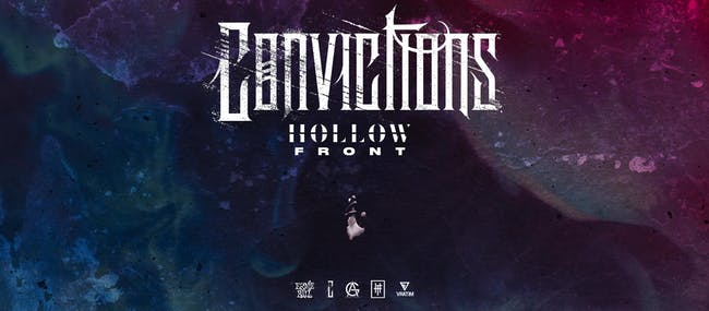 Convictions + Hollow Front at J&J's Pizza