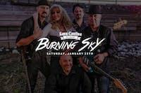 Burning Sky with Chris Mills Band