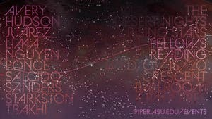 DESERT NIGHTS: RISING STAR FELLOWS READING