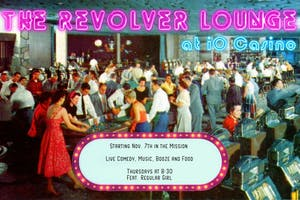 The Revolver Lounge ft. Spliff