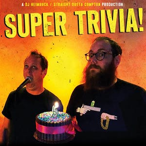 SUPER TRIVIA NIGHT! 2019 YEAR IN REVIEW