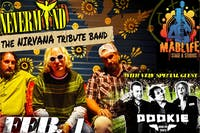 NEVERMIND: The Nirvana Tribute w/ Dookie - Green Day Tribute - Selling Out!