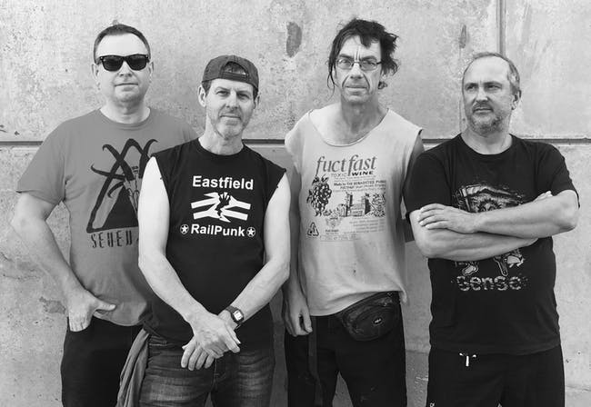 Subhumans (UK) / All Torn Up! / Cotton Ponys