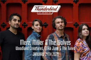 Merz, Miller & The Wolves
