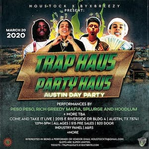 TRAP HAUS PARTY HAUS
