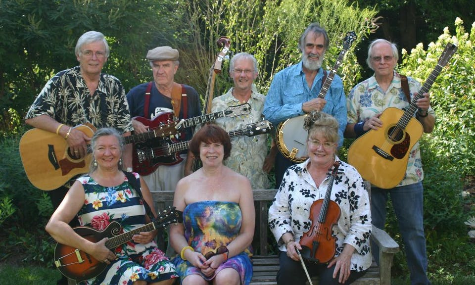 An Evening with Shenandoah Run - Folk Music with A Kick