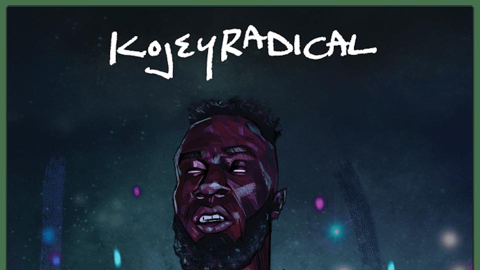 Kojey Radical (Late Show)