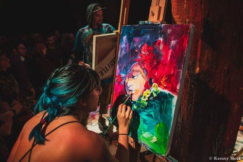 Art Battle San Francisco - January 29, 2020