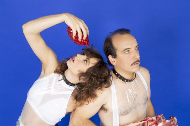 POSTPONED: Heart Bones (Har Mar Superstar and Sabrina Ellis)