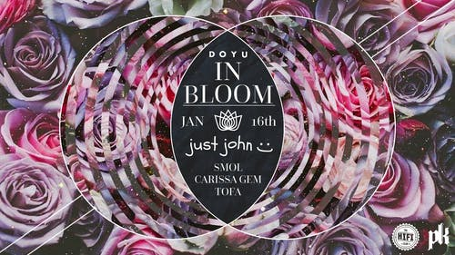 Doyu In Bloom: Launch Party