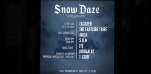 Zackreb, The East$ide Tribe, T-Griff & More