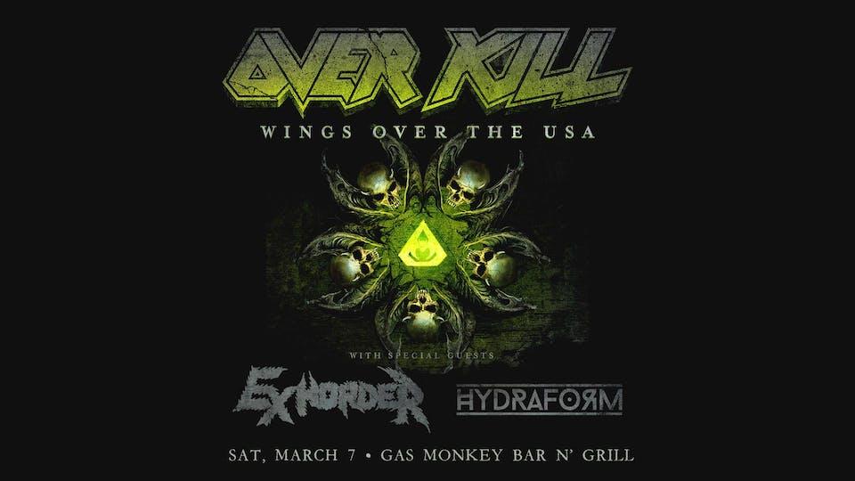 Overkill + Exhorder