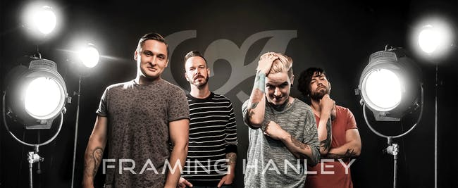 Framing Hanley - 'Envy' Album Release Party