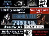 Frank Viele,  Anne Marie Menta, Hatfield, Me Like Many
